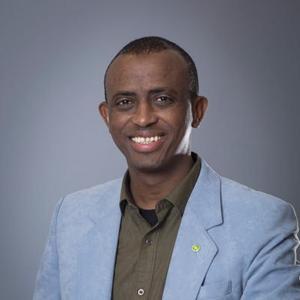 Mursal Isa (MP), kandidat i EU-valet.