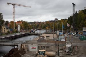 I slutet av byggfasen i Mälarprojektet kommer Sjöfartsverket att bygga rekreationsstråk åt Södertälje kommun.