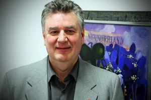 Bildningsnämndens ordförande Thomas Näsholm är glad över att
