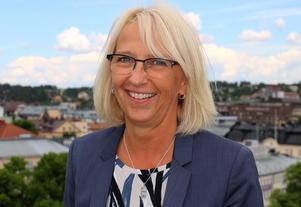 Monica Sonde, utbildningsdirektör