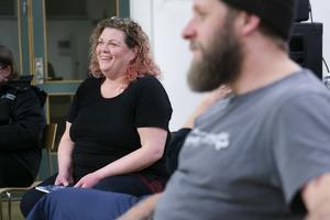 Initiativtagaren och föräldern Yvonne Kristiansson anser att förslaget om att rita om upptagningsområdena känns som det mest skonsamma alternativet för eleverna i kommunen.
