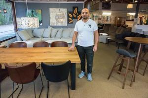 """""""Jag är väldigt ledsen att det blir så här, vi har kämpat men det gick tyvärr inte"""", säger Amir Majid som är anställd."""