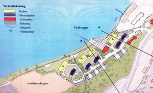 Kommunen vill öppna upp för radhus och flerfamiljshus på Kattastrand.