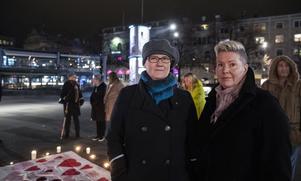 Sandra Söderqvist och Maria Thorell  hjälper ensamkommande och vill att de ska få amnesti. De vill också att lagen om tillfälliga uppehållstillstånd ändras.