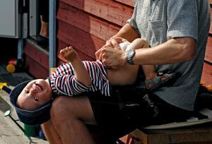 Tidig blöjavvänjning kan vara viktig för att minska infektionsrisken hos känsliga barn.