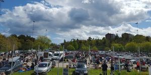 Bakluckeloppisar hör sommaren till, lördag den 25 maj arrangeras en på Estö idrottsplats i Nynäshamn. Foto: Privat