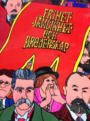 Du, som är socialdemokrat! Foto: Göran Greider.