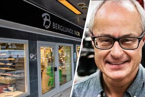 Lars Olsson, ordförande för Berglundsskor AB.