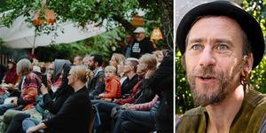 Jonas Färnlöf är grundare av Lasses kvarter. Bild: Martin Bohm/Kenneth Hudd