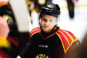 Juuso Ikonen har representerat Djurgården och Brynäs i SHL, varav tiden i Gävle var framgångsrik. Foto: Simon Hastegård / Bildbyrån.