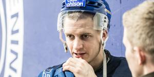 Martin Karlsson ser ljuset i november-mörker-tunneln.
