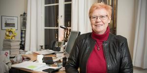 Elizabeth Salomonsson (S), kommunstyrelsens ordförande i Köping.