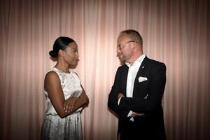 Foto: Janerik Henriksson/TT Blir Alice Bah Kuhnke (MP) eller Olof Lavesson, (M) kulturminister efter valet?
