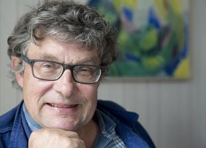 Ulf Wagner: Det finns ett stort intresse av att se Hilma af Klints konst. Efter Moderna museets utställning 2013 exploderade det. Foto: LT:s arkiv/Mats Andersson (juli 2016)