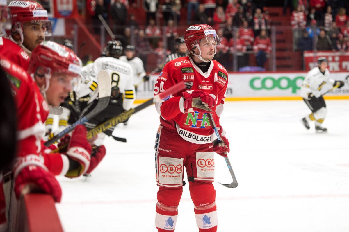 Timråstjärnan tillbaka i truppen – så ställer Timrå upp mot Västervik