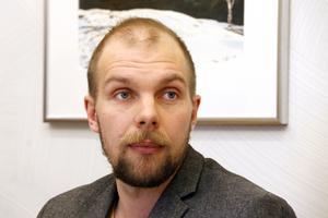 Wilhelm Magnusson, näringslivschef i Lindesbergs kommun.
