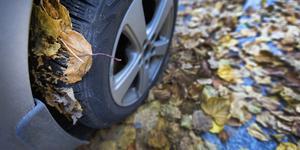 Nynäshamns ikommun skulle blåsa bort lov, men råkade samtidigt att paja en bil.