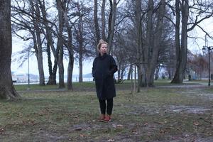 Jenny Davidsson är inte nöjd med Norrtälje kommuns svar.
