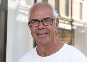 Hans Lindgren, 72 år, pensionär, Alnö