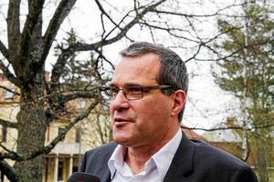 Försvarsadvokat Bo Karlsson ifrågasätter åklagarens bevisning.