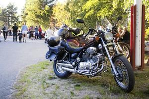 Classic Motor Monday vid Mo Bygdegård är mäkta populärt. (Arkivbild)