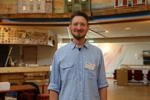Jan Lötberg är  ordförande för nybildade  Ådalspartiet Folketsröst