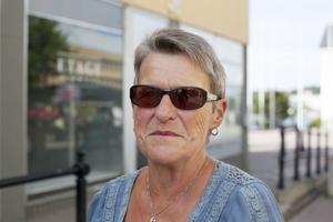Agneta Östman, Härnösand:– Jag skulle ge barnen en del, hälften till dem och hälften till mig. Sedan skulle jag fixa uteplatsen.