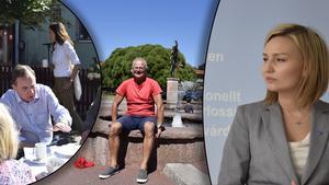 Per Mårthans ställde Sveriges partiledare mot väggen om pengar till Dalabanan.