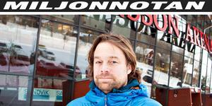 Fredrik Granting, vd på Göransson arena.