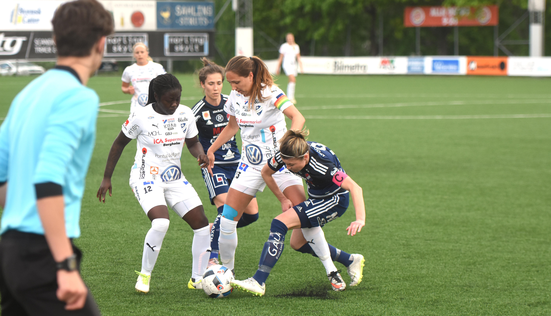 Kvarnsveden utan poäng i händelserik match – Kalmar effektivast: