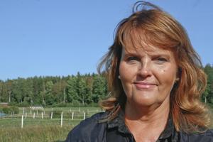 Riksdagsledamoten Nina Lundström (L)