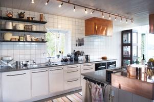 Parets kök vann Bostadspuls tävling för ett år sedan.