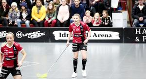 Moa Gustafsson tyckte att det kändes surt efteråt.