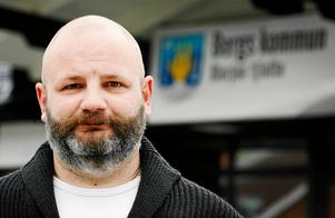 Daniel Arvastsson (S), kommunpolitiker som har ett särskilt nära förhållande till frågan om gruva i Oviken.
