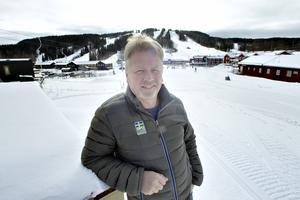 Jonas Lundblad berättar om Kungsberget och Furuviks samarbete med flyttstugorna.