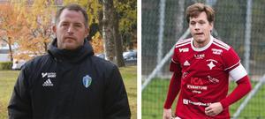 Daniel Doverlind och Ludvig Sundström tar över IFK Östersund med målsättning att bygga ett mer hemvävt A-lag.