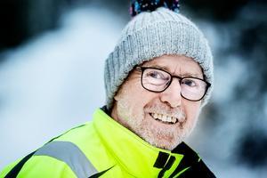 Kent Jansson bor i Yttertänger, Enviken, endast några kilometer från Lensberget.