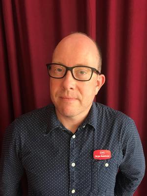Jörgen Danielsson säger att alla studieförbund var inbjudna att jobba för ökat valdeltagande - och det var fler än ABF som tackade ja.Foto: Privat
