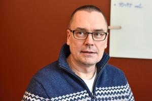 Mikael Thalin (C), kommunalråd, hoppas att näringslivsklimatet i kommunen snart blir bättre.