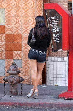 Martha Nussbaum är för legalisering av prostitution och  tycker att det är groteskt att förvägra kvinnor rätten att sälja sex. Foto: Tomas Castelazo
