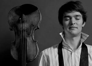En av Sveriges bästa violinister - Hugo Ticciati.