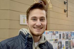 Simon Nordvall, 16 år, studerande, Timrå: