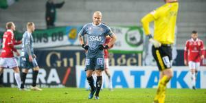 Carlos Garcias kontrakt med IK Brage går ut.