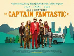 Captain Fantastic visas 19 augusti.