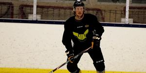 Erik de la Rose missar matchen mot AIK