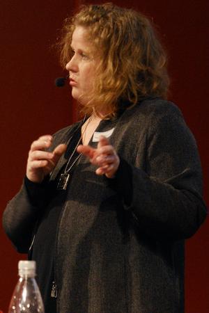 Ingrid Whitelock har undersökt förutsättningarna för omsorgsverksamhet på lantgårdar.