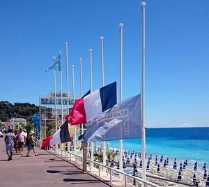 Anders Gilleberts bilder Dagen efter terrordådet i Nice