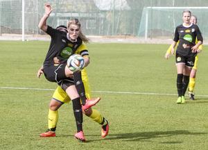 Karin Weinacht gjorde 1–0 för Mohed.