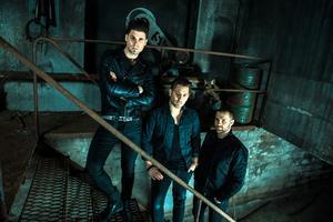 John Lindberg Trio. Foto: Pressbild