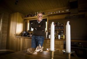 Lars Nittve, tidigare chef för Hongkong M+, Tate Modern, Moderna Museet. Nu boende i Edsåsdalen.